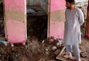 160 pessoas morrem no Afeganistão após enchentes relâmpago