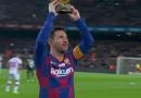 Messi anuncia, na tarde desta sexta-feira (4), que permanecerá no Barcelona