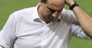 Fortaleza oficializa saída do técnico Rogério Ceni