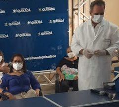 Ministério Público recomenda que Prefeitura de Quixadá apresente plano de vacinação contra Covid-19