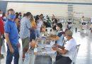 Equipe da secretaria de Saúde do estado visita Centro de Imunização de Limoeiro do Norte